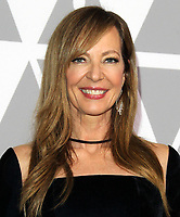 05 February 2018 - Los Angeles, California - Allison Janney. 90th Annual Oscars Nominees Luncheon held at the Beverly Hilton Hotel in Beverly Hills. <br /> CAP/ADM<br /> &copy;ADM/Capital Pictures