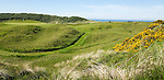 PORTRUSH - Hole 6. ROYAL PORTRUSH GOLF CLUB. The Dunluce Championship Course.COPYRIGHT KOEN SUYK