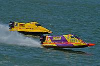 Tracy Hawkins (#2), Ashton Rinker (#20)   (Formula 1/F1/Champ class)