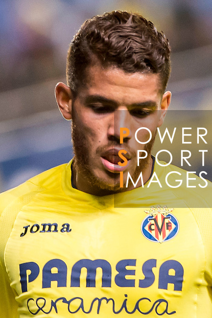Jonathan Dos Santos of Villarreal CF in action during their Copa del Rey 2016-17 Round of 16 match between Villarreal and Real Sociedad at the Estadio El Madrigal on 11 January 2017 in Villarreal, Spain. Photo by Maria Jose Segovia Carmona / Power Sport Images