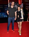 """Mari Takahashi, Peter Kitch 001 arrives for the premiere of Sony Pictures' """"Spider-Man Far From Home"""" held at TCL Chinese Theatre on June 26, 2019 in Hollywood, California"""