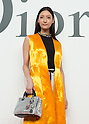 Nanao, Jun 16, 2015 : Tokyo, Japan - Actress and model Nanao attends a photocall for the Christian Dior 2015-16 Ready to Wear collection in Tokyo, Japan. (Photo by AFLO)