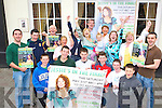 SUPPORT: Jessie Buckley's mum Marina, sister Lily, friends, family and Killarney Musical society who will be cheering her on in the final of ''I'll Do Anything'' this Saturday.   Copyright Kerry's Eye 2008