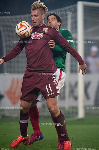 Maxi Lopez (Torino), FEBRUARY 19, 2015 - Football / Soccer : UEFA Europa League, round of 32 first leg match between Torino FC 2-2 Athletic Club Bilbao at Stadio Olimpico di Torino in Turin, Italy. (Photo by Maurizio Borsari/AFLO)