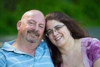 Maureen & John - Tyler State Park