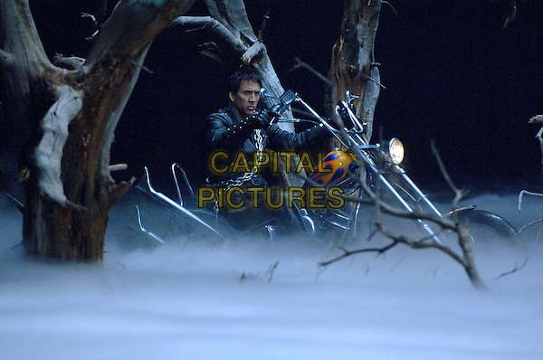 NICOLAS CAGE.in Ghost Rider .**Editorial Use Only**.CAP/FB.Supplied by Capital Pictures