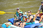 7/18/14 Private Rafters Kayakers Paddle Boarders Canoers & Tubers Upper Colorado River