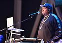 MIRAMAR, FL - May 18:  Eric B of Eric B & Rakim performs during The PK's Throwback 105.5 Birthday Bash & Godfathers Of Hip Hop at Miramar Regional Park Ampitheatre on May 18, 2018 in Miramar, Florida.  ( Photo by Johnny Louis / jlnphotography.com )