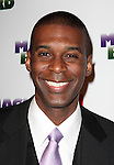 "Robert Manning Jr. .attending the Broadway Opening Night Performance After Party for ""Magic / Bird"" at the Edison Ballroom in New York City on April 11, 2012"