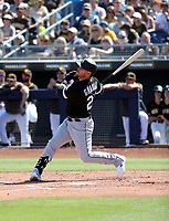 Yasmani Grandal - Chicago White Sox 2020 spring training (Bill Mitchell)
