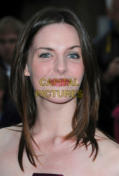 ASHLEY LILLEY .Attending the National Movie Awards 2008 held at The Royal Festival Hall, London, England, 8th September 2008. .portrait headshot .CAP/CAS.©Bob Cass/Capital Pictures