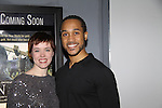 """Carole Bufford sang """"Secret O'Life"""" & Joseph Anthony Byrd at the 4th Annual Curtains Up for a Cure benefitting Huntington's Disease Society of America on January 31, 2011 at Village Cinema East, New York City, New York. (Photo by Sue Coflin/Max Photos)"""