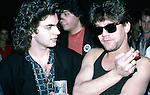 Dweezil Zappa & Eddie Van Halen