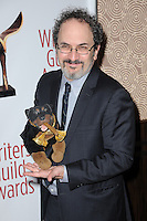 www.acepixs.com<br /> February 19, 2017  New York City<br /> <br /> Triumph and Robert Smigel attending the 69th Writers Guild Awards New York Ceremony at Edison Ballroom on February 19, 2017 in New York City.<br /> <br /> Credit: Kristin Callahan/ACE Pictures<br /> <br /> <br /> Tel: 646 769 0430<br /> Email: info@acepixs.com