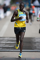 Elijah Sang 4th classified of 2013 Madrid Marathon