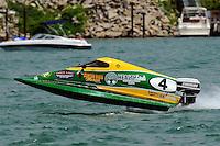 26  July, 2009, Trenton, Michigan USA.Amanda Hagerl (#4).©2009 F.Peirce Williams USA.SST-45 class