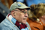 A Manchester City fan before the start of the premier league match at the Etihad Stadium, Manchester. Picture date 16th December 2017. Picture credit should read: Robin ParkerSportimage