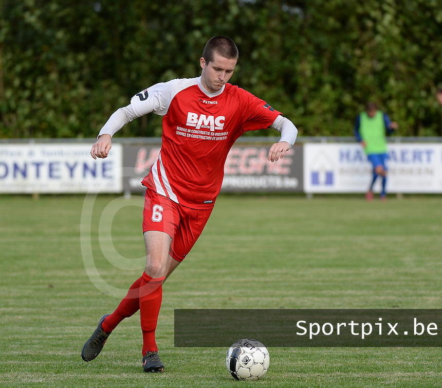 Zwevegem Sport : Mathieu Heugebaert <br /> Foto VDB / Bart Vandenbroucke