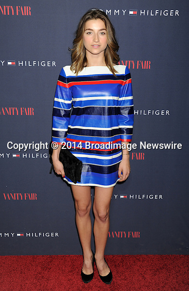 Pictured: Ava Deluca-Verley<br /> Mandatory Credit &copy; Gilbert Flores/Broadimage<br /> Tommy Hilfiger and Vanity Fair Celebrate the the To Tommy from Zooey Collaboration wth Zooey Deschanel<br /> <br /> 4/9/14, West Hollywood, California, United States of America<br /> <br /> Broadimage Newswire<br /> Los Angeles 1+  (310) 301-1027<br /> New York      1+  (646) 827-9134<br /> sales@broadimage.com<br /> http://www.broadimage.com