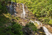 Amicalola Falls at 729 feet,  is the tallest cascade in the Southeastern United States.