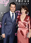 LOS ANGELES, CA - APRIL 18: Actor Ron Livingston (L) and Rosemarie DeWitt attend the Premiere Of Focus Features' 'Tully' at Regal LA Live Stadium 14 on April 18, 2018 in Los Angeles, California.