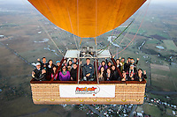 20150517 May 17 Hot Air Balloon Gold Coast