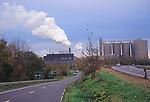 A1X0R9 Sugar beet factory Bury St Edmunds Suffolk England
