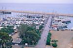 Larnaca, Marina, Hafen, Cyprus, Zypern