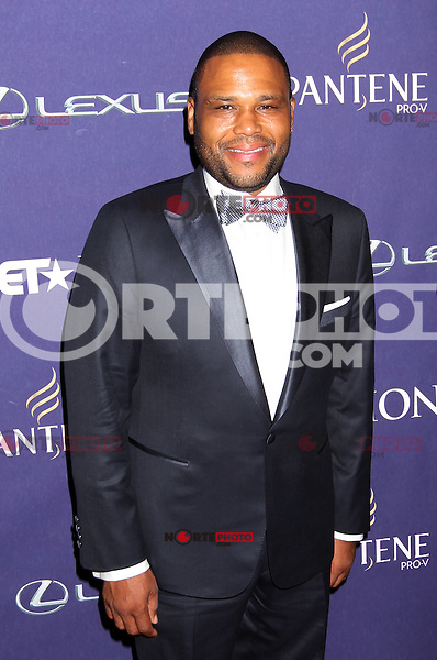 WASHINGTON, D.C. - JANUARY 12: Anthony Anderson on the red carpet at the BET Honors at the Warner Theatre in Washington, D.C. January 12, 2013. Credit: mpi34/MediaPunch Inc. /NortePhoto