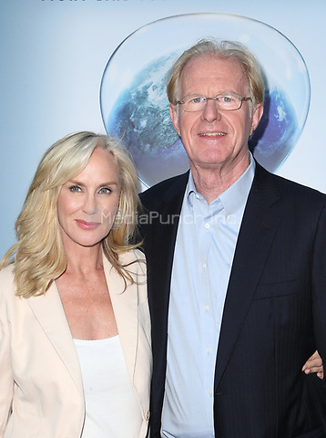 "HOLLYWOOD, CA - JULY 25: Rachelle Carson, Ed Begley Jr., At Screening Of Paramount Pictures' ""An Inconvenient Sequel: Truth To Power"" At ArcLight Hollywood In California on July 25, 2017. Credit: FS/MediaPunch"