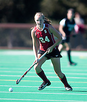 STANFORD, CA - November 4, 2011: Shannon Herold during the Stanford vs. Davidson in the second round of  the  NorPac Championship at the Varsity Turf on the Stanford campus Friday afternoon.<br /> <br /> Stanford defeated Davidson 7-2.