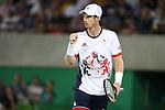 Río 2016 Tenis Final Andy Murray vs Martín Del Potro
