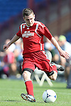 January 11, 2013: Jack Bennett (St. John's, England). Day 1 of the Combine. The 2013 adidas MLS Player Combine was held January 11-15, 2013 at Central Broward Regional Park in Lauderhill, Florida.