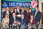 QUALITY: Maurice and Eva Costelloe, Kilgulbin, Ardfert who were the Lee Strand 2007 Over all Quality Award winners and were presented with their prizes by Bill Kennedy, General Manager of Lee Strand in the Brandon Hotel, Tralee on Saturday night. Front l-r: Virginia Costelloe, Bill Kennedy (General Manager Lee Strand), Maurice Costelloe and Ann Costelloe. Back l-r: John Daly (Manager Brownes Castleisland), Eva Costelloe, John Murphy (Quality Assurance Manager Lee Strand), Tim O'Keeffe (Financial Controller Lee Strand), Eva O'Sullivan and Jerry O'Dwyer (Production Manager Lee Strand).   Copyright Kerry's Eye 2008