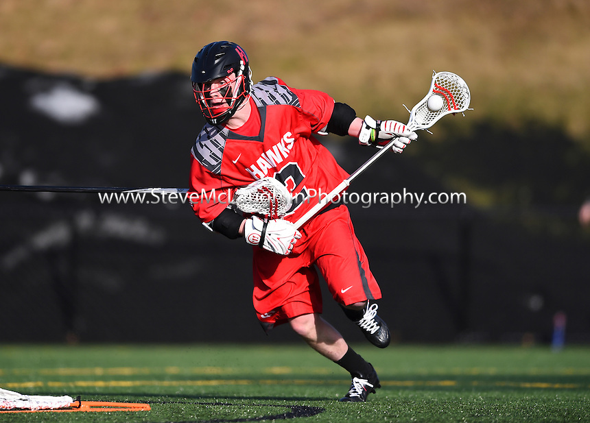University of Hartford Lacrosse at UMASS Tuesday, March 1, 2016