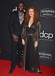 Byron Bowers and Alma Har' arrives at the 23rd Annual Hollywood Film Awards at The Beverly Hilton Hotel on November 03, 2019 in Beverly Hills, California