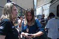 SÃO PAULO,SP, 08.11.2016 - CRIME-SP - dra Daniela Terra da Delegacia de crimes de internet Torcedores de Torcida Organizada do Corinthians que foram detidos por ameaça a Juiza, que determinou a prisão dos 31 torcedores em confronto no Rio de Janeiro, durante transferência do DHPP ( Delegacia de Homicídios e Proteção a Pessoa), que fica região central de São Paulo, na nesta terça-feira,  08 (Foto: Rogério Gomes/Brazil Photo Press)