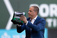 Portland, Oregon - Saturday, August 4, 2018: Portland Timbers vs Philadelphia Union in a match at Providence Park.