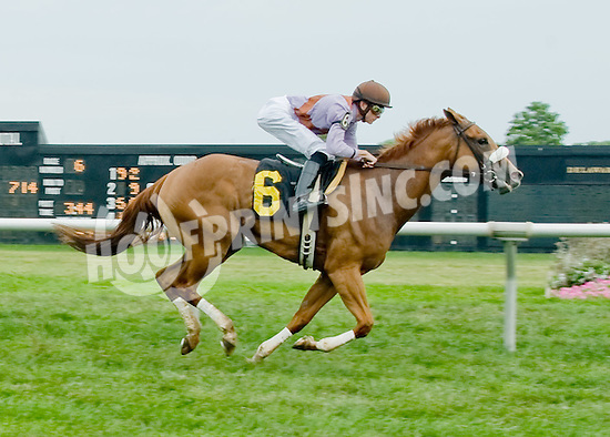 Parasol winning at Delaware Park on 8/1/12