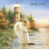 Dona Gelsinger, CHILDREN, paintings(USGE0721,#K#) Kinder, niños, illustrations, pinturas angels, ,everyday