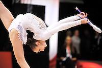 "February 8, 2014 - Tartu, Estonia - MARINA DURUNDA of Azerbaijan performs at ""Miss Valentine 2014"" international tournament."