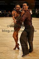 0801240720c UK Open dance competition. International Centre,  Bournemouth, United Kingdom. Thursday, 24. January 2008. ATTILA VOLGYI
