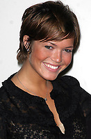 MANDY MOORE 2004<br /> AT OLYMPUS FASHION WEEK: MARC JACOBS SPRING 2005 COLLECTION AT PIER 54 IN NEW YORK CITY <br /> Photo By John Barrett/PHOTOlink