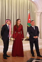 Queen Rania & King Abdullah II celebrate 67th Jordan Independence Day
