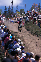John Tomac.Downhill.World Championships Vail Colorado USA 1994.pic © Steve Behr/Stockfile