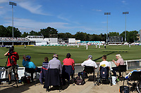 General view as spectators watch play under blue skies during Essex CCC vs Middlesex CCC, Specsavers County Championship Division 1 Cricket at The Cloudfm County Ground on 26th June 2017
