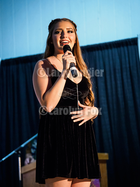 Vanessa Kristofferson, Miss Amador Scholarship Pageant at the 79th Amador County Fair, Plymouth, Calif.<br /> <br /> <br /> #AmadorCountyFair, #PlymouthCalifornia,<br /> #TourAmador, #VisitAmador,