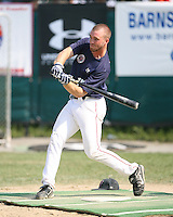 July 28th 2007:  Blake Dean during the Cape Cod League All-Star Game at Spillane Field in Wareham, MA.  Photo by Mike Janes/Four Seam Images