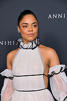 Tessa Thompson at the premiere for &quot;Annihilation&quot; at the Regency Village Theatre, Los Angeles, USA 13 Feb. 2018<br /> Picture: Paul Smith/Featureflash/SilverHub 0208 004 5359 sales@silverhubmedia.com