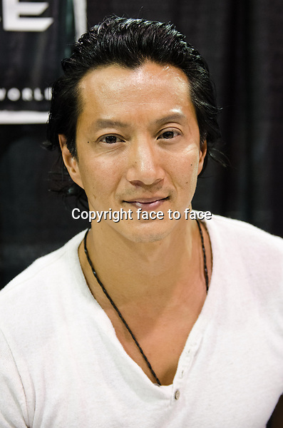 Will Yun Lee appears at Wizard World Chicago Comic Con in Rosemont, Illinois, 10.08.2013.<br /> Credit: MediaPunch/face to face<br /> - Germany, Austria, Switzerland, Eastern Europe, Australia, UK, USA, Taiwan, Singapore, China, Malaysia, Thailand, Sweden, Estonia, Latvia and Lithuania rights only -